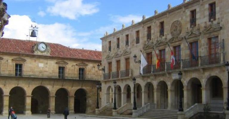 Photo Castille-et-Leon: Plaza Mayor