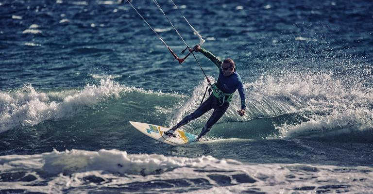 Photo Tarifa: Kite surf en Tarifa
