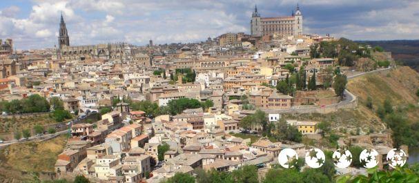 Fotografía de Toledo: Toledo vista desde el Cigarral