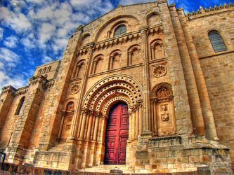 Zamora La Catedral