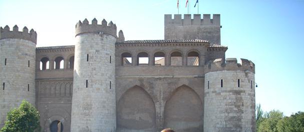 Fotografía de Saragossa: Zaragoza - Palacio de la Aljafería