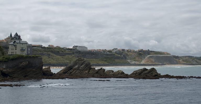 Foto von : Biarritz