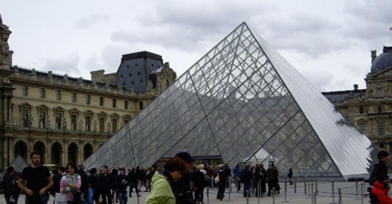 Photo France: Paris - Le Louvre