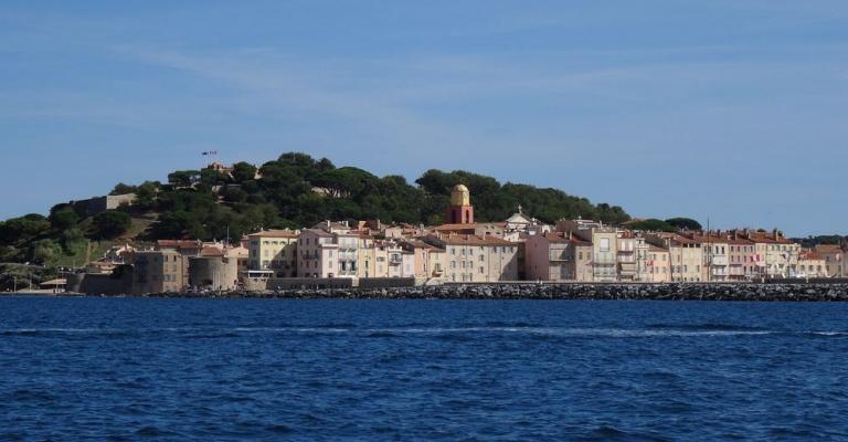 Photo : Panorámica Saint Tropez