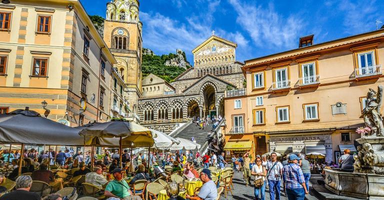 Photo Campanie: Amalfi