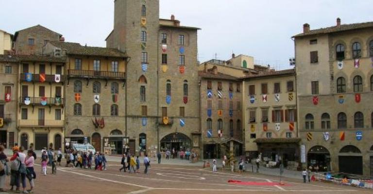 Fotografía de Arezzo: Arezzo