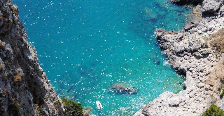 Foto Capri: Capri mar