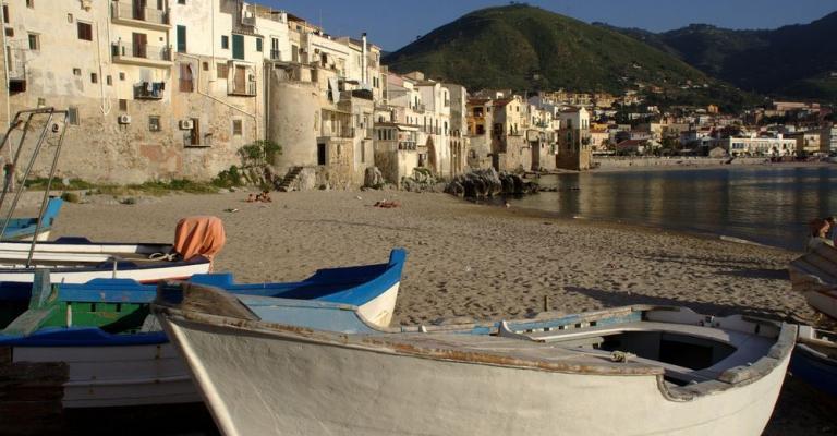 Foto Palermo: Cefalu Italia