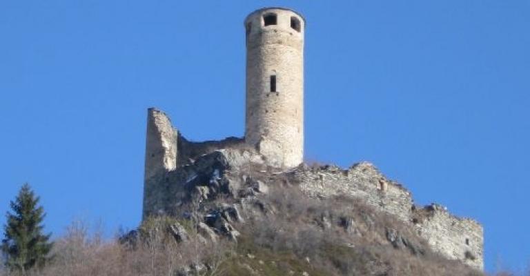 Photo Vallée d'Aoste: Castillo de La Salle