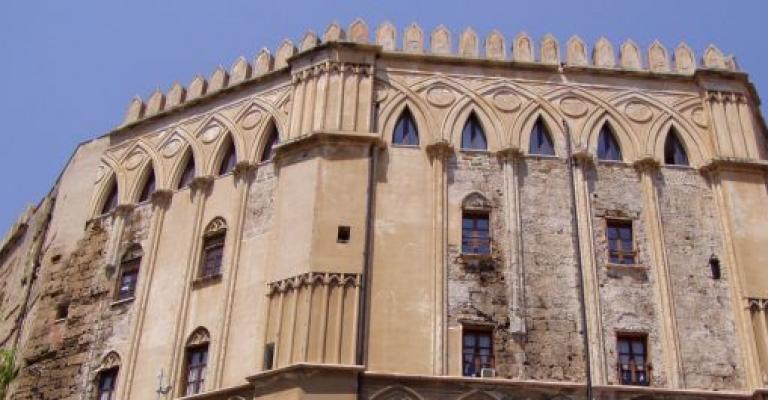 Picture Italy: Palermo Palazzo Normanni