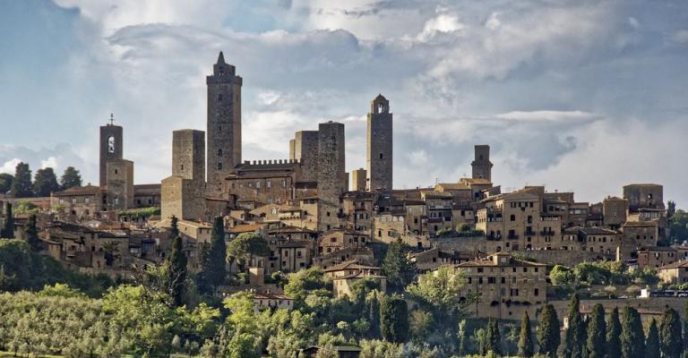 Fotografía de San Gimignano: San Gimignano