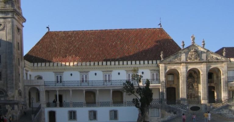 Fotografia de Coimbra: Coimbra Universidad