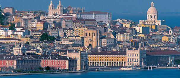 Fotografía de : Panorámica de Lisboa