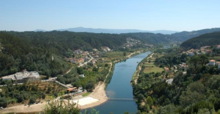Foto von Coimbra: Penacova Rio Mondego