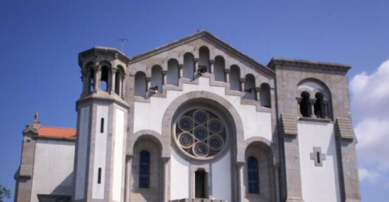 Fotografía de Santo Tirso: Santo Tirso Basilica