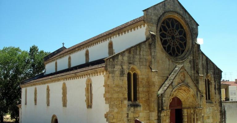 Foto von Santarém: Tomar Iglesia Santa Maria dos Olivais