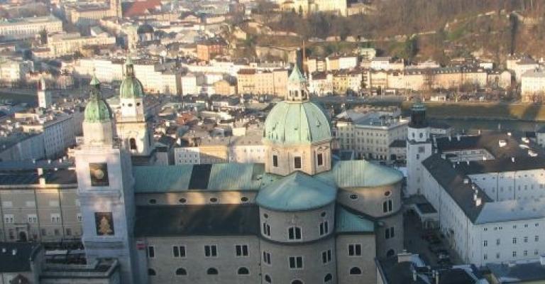 Foto von Salzburg: Catedral de Salzburg