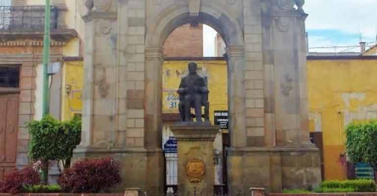 Foto von Guanajuato: Monumento de Tres guerras