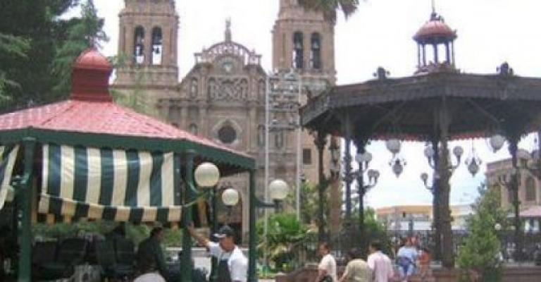 Foto Chihuahua: Plaza de Chihuahua