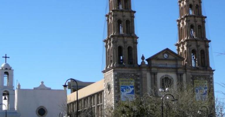Picture Chihuahua: Catedral de Nuestra Señora de Guadalupe en Ciudad