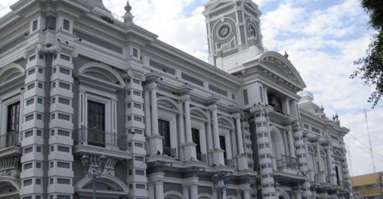Foto Sonora: Palacio de Gobierno en Hermosillo