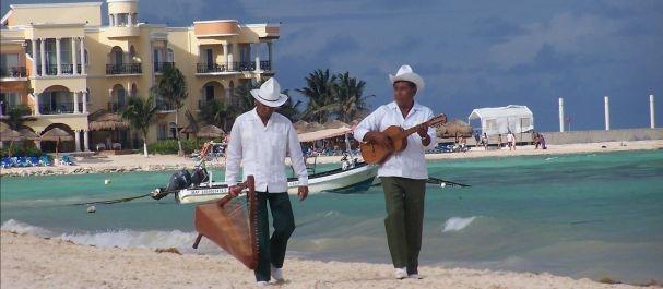 Fotografía de México: Playa del Carmen