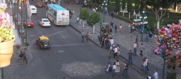 Fotografía de Puebla: Zócalo de Puebla