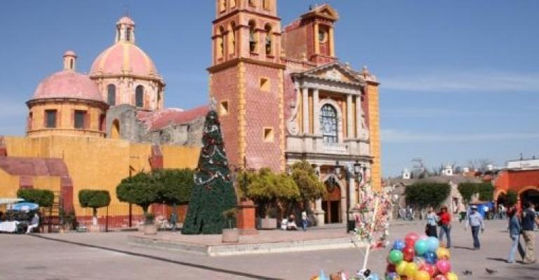 Fotografía de Tequisquiapan: El Zócalo