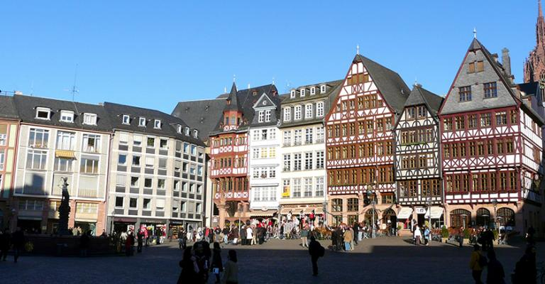 Picture Germany: Frankfurt am Main