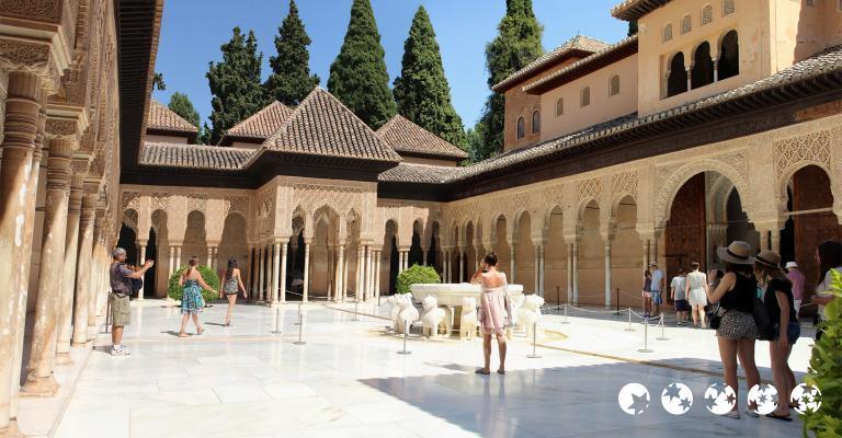Fotografia de Granada: Alhambra de Granada