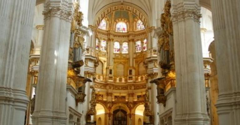 Picture Granada: Interior de la Catedral de Granada