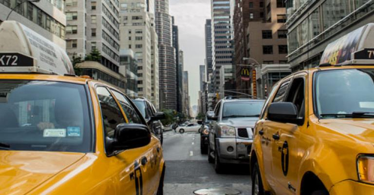 Foto New York: Taxis