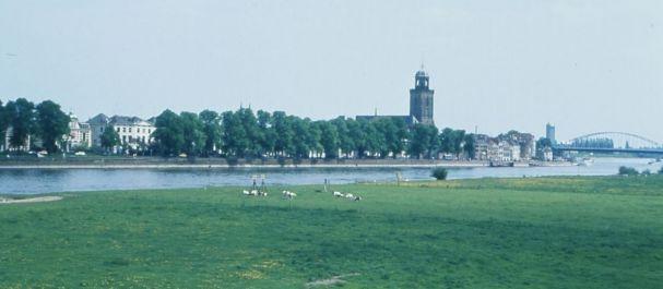 Fotografía de Deventer: Rio IJssel a su paso por Deventer
