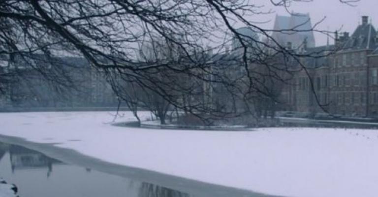 Fotografía de Holanda: La Haya en invierno