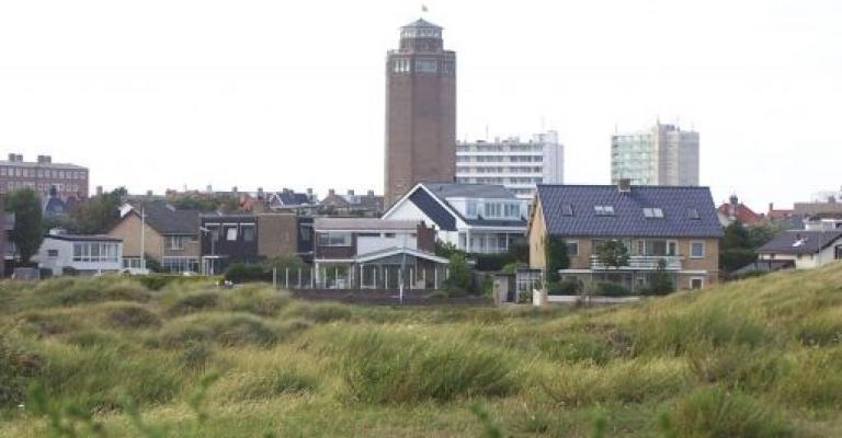Fotografía de Holanda: Panorámica de Zandvoort