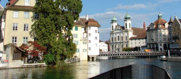 Fotografía de Suiza: Luzerna