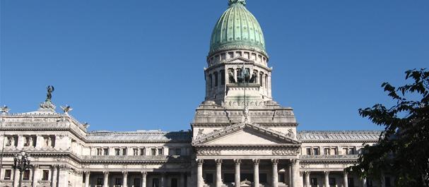 Fotografía de Argentina: Buenos Aires - congreso