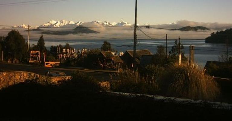 Fotografía de Argentina: Lago Nahuel Huapi en San Carlos de Bariloche