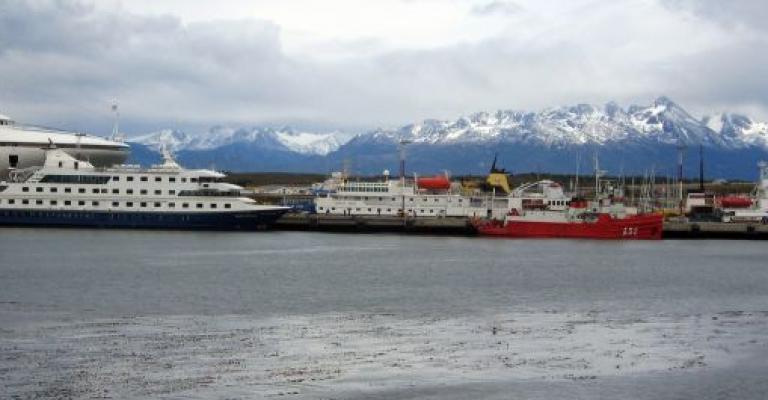 Fotografia de Terra do Fogo, Antártida e Ilhas do Atlântico Sul: Ushuaia
