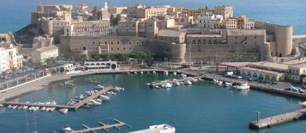 Foto Melilla: Vista sobre Melilla