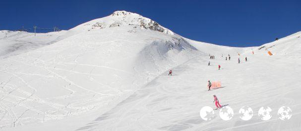 Fotografía de Ansalonga: Esquiadores en las pistas de Vallnord