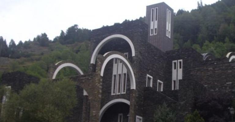 Fotografía de Meritxell: Santuario de Meritxell