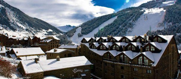 Fotografía de Soldeu: Esquí en Soldeu