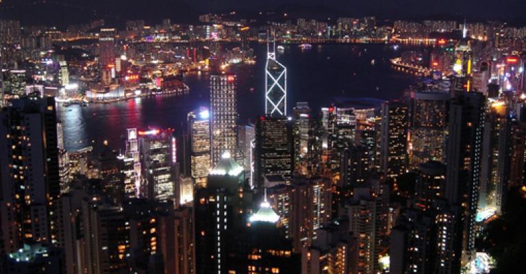 Foto Cina: Victoria - night