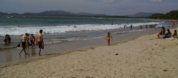 Fotografía de Costa Rica: Playa de Tamarindos
