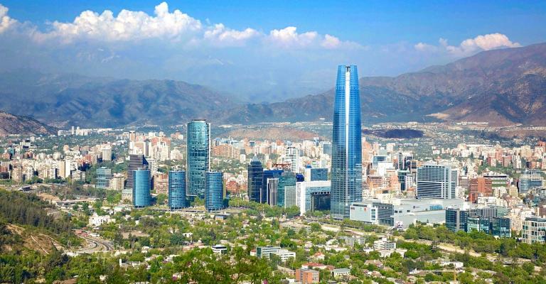 Foto Cile: Santiago de Chile