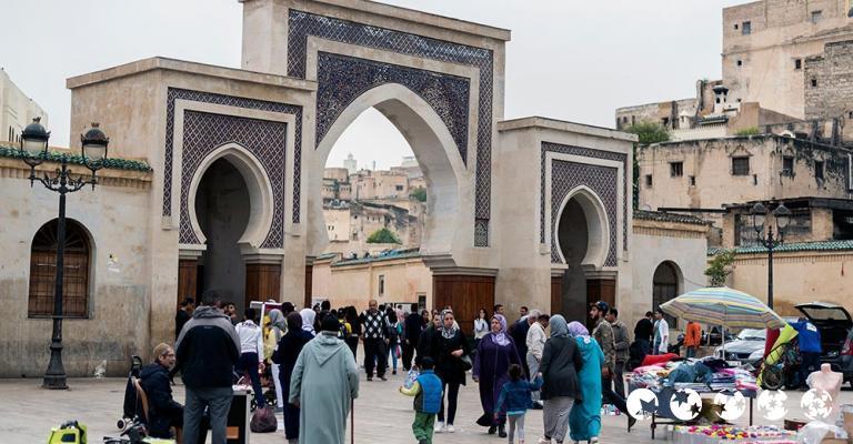 Fotografía de Fez-Bulmán: Fez - Medina Plaza Rcif