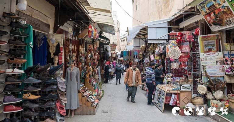 Fotografía de Fez-Bulmán: Fez - Medina Zoco