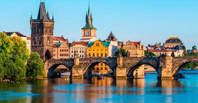 Fotografía de Praga