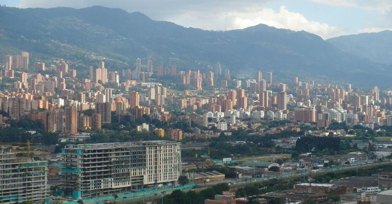 Fotografía de Medellín: Medellín panorámica